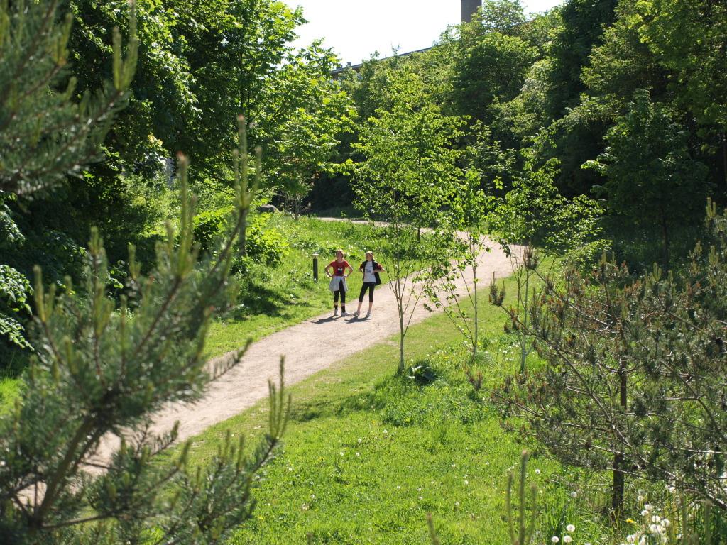 Grøndalen, Grøndalsenge og 5. Juni Plads