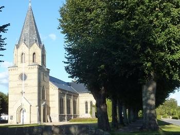 Christiansfeld Kirkeallé