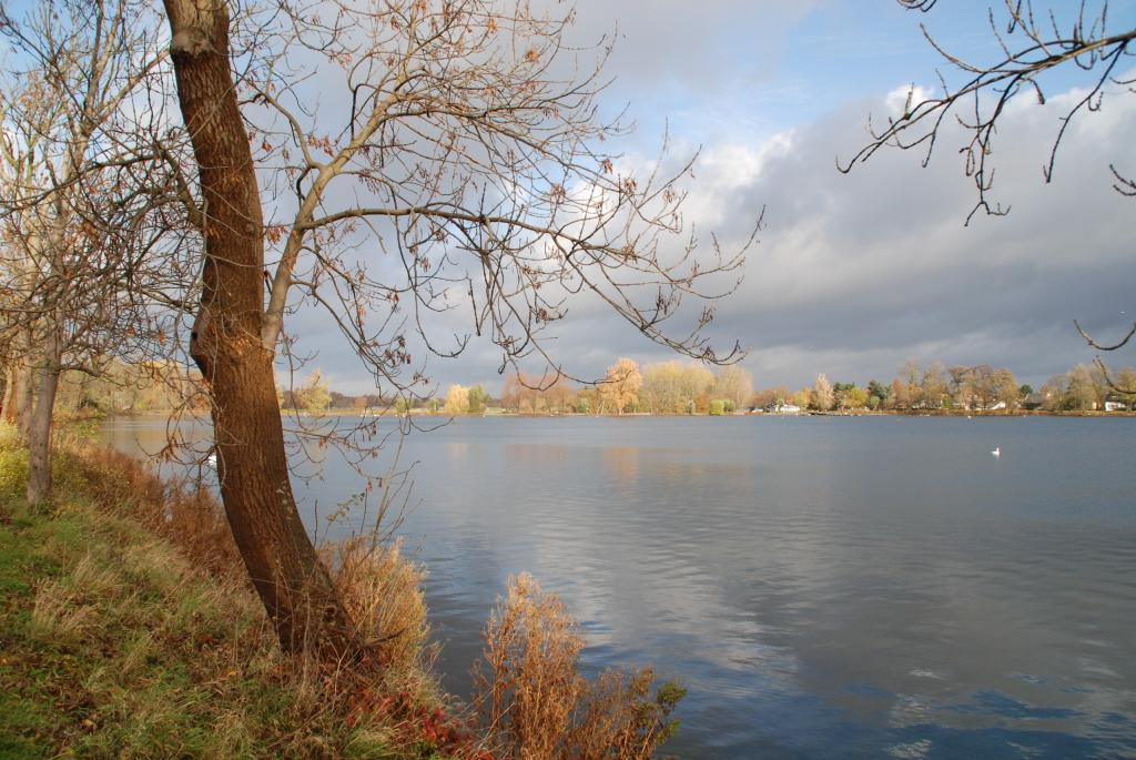 Harrestrup Å og Damhussøen
