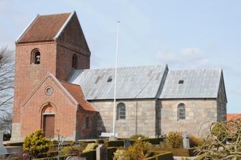 Dalbyover Kirke