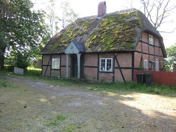 Højbygård, skovfogedhus