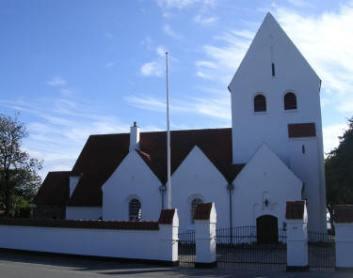 Jegindø Kirke