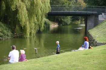 Kanalen i Frederiksværk